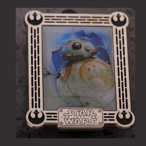 Disney STAR WARS The Last Jedi BB-8 Pin